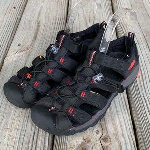Keen Newport Neo H2 Canvas Strap Sandals. Size 6